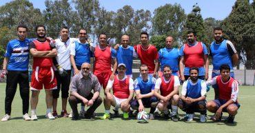 Match de Foot Entre Enseignants et Etudiants SupMTI